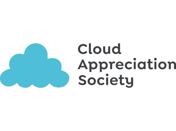Screenshot von http://cloudappreciationsociety.org/
